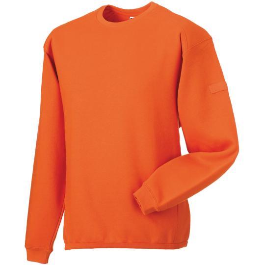 Sweatshirt com decote justo Heavy Duty Russell®