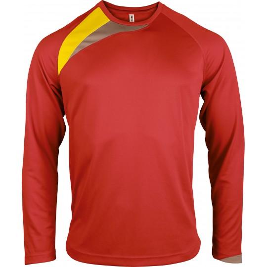 Tshirt de Desporto de manga comprida