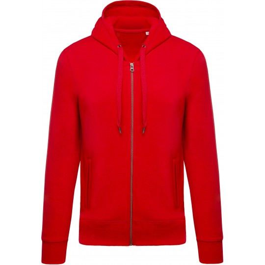 Casaco sweatshirt Bio Kariban®
