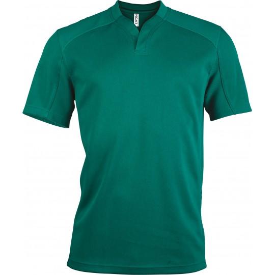 Tshirt de rugby de manga curta