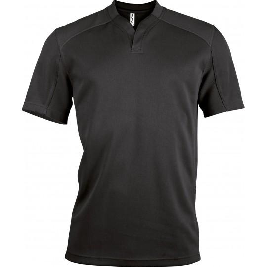 Tshirt de rugby de manga curta de criança