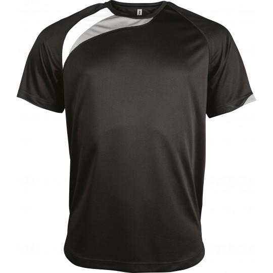 Tshirt de desporto manga curta