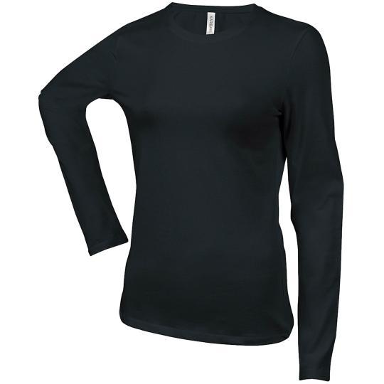 Tshirt de senhora decote redondo Kariban®