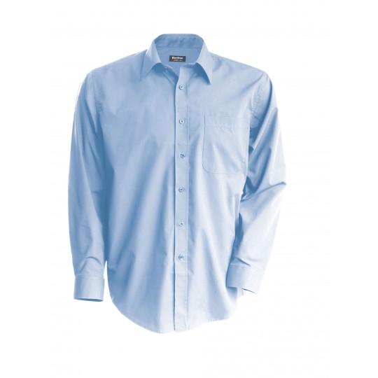 Camisa manga comprida supreme - não precisa passar a ferro