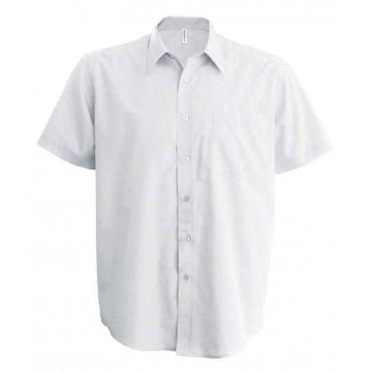 Camisa manga curta supreme não precisa passar a ferro