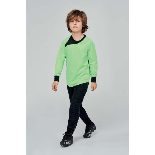 Camisola de guarda redes manga comprida de criança