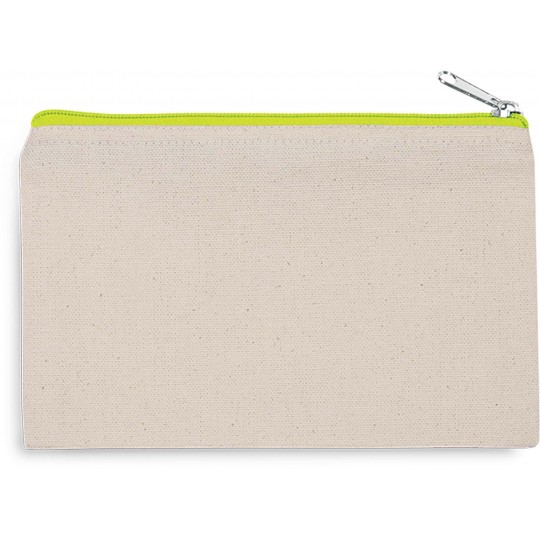 Bolsa em algodão canvas modelo pequeno Kimood®