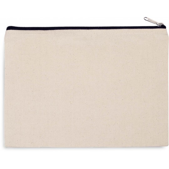 Bolsa em algodão canvas modelo grande Kimood®