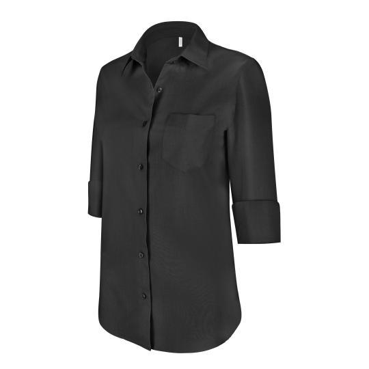 Camisa de senhora manga 3/4 Kariban®