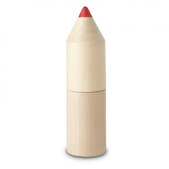 Set de 12 lápis de madeira