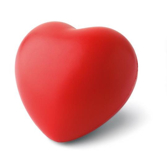 Anti-stress forma coração Lovy