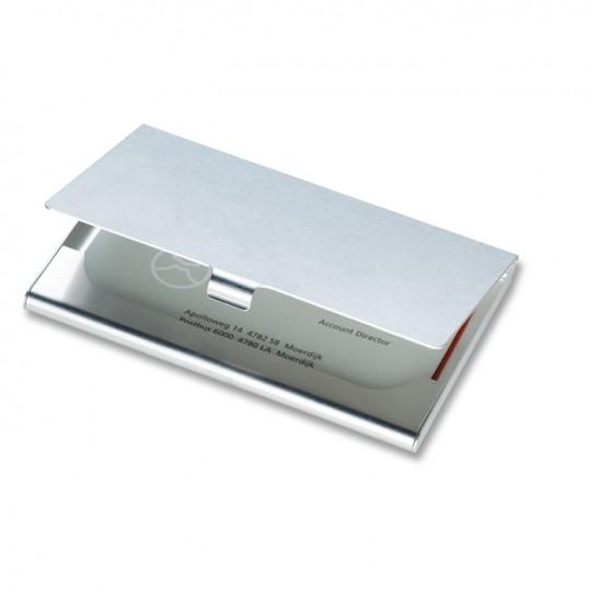 Porta-Cartões alumínio