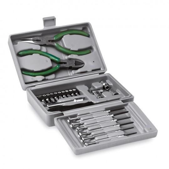 Caixa de ferramentas 25 peças