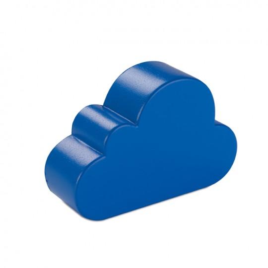 Anti-stress em forma de nuvem
