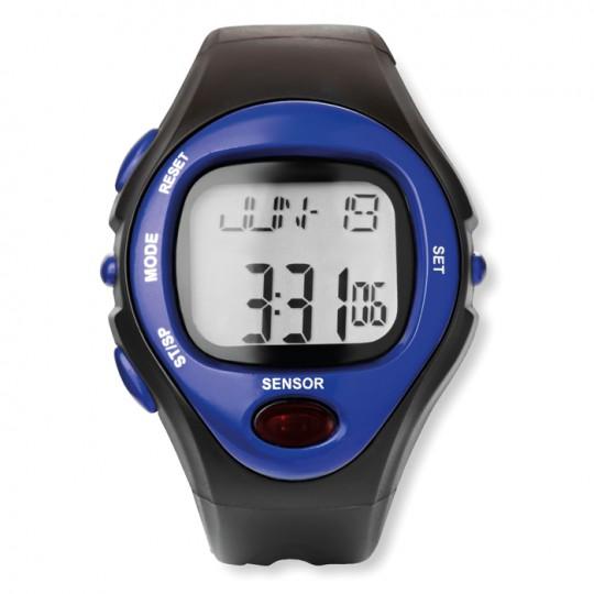 Relógio digital para desporto