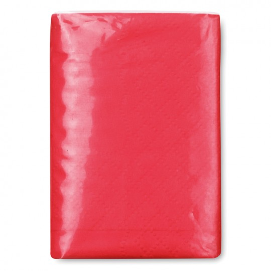 Pacote de mini tecidos