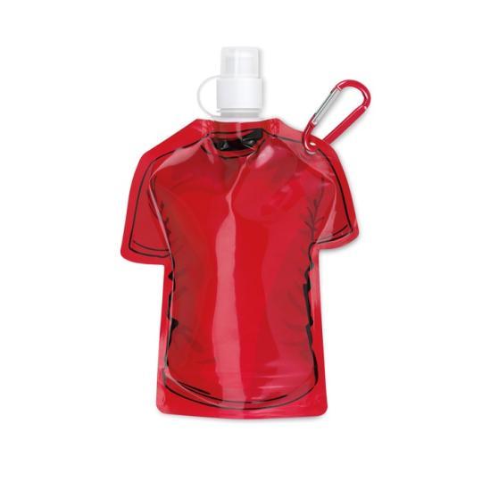 Garrafa forma de Tshirt
