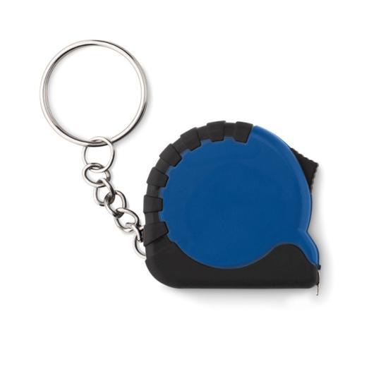 Porta-chaves com fita métrica