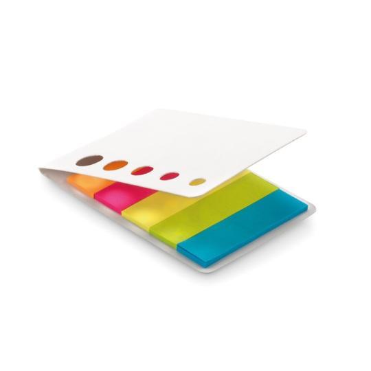 Notebook de tecido 2 tons