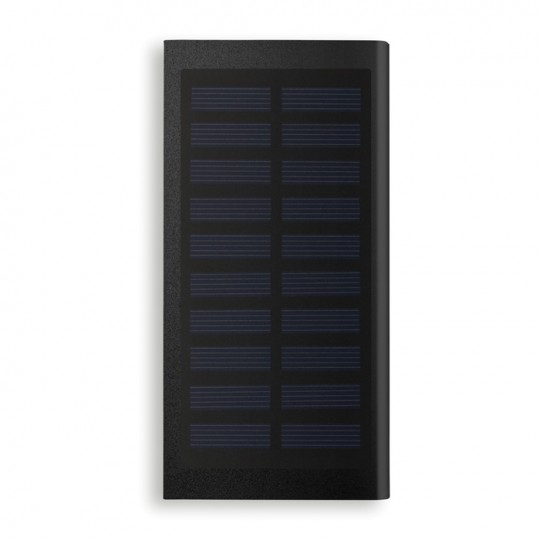 Powerbank 8000 mAh Solar Powerflat