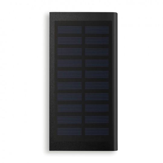 Powerbank 8000 mAh Solar Powerflat
