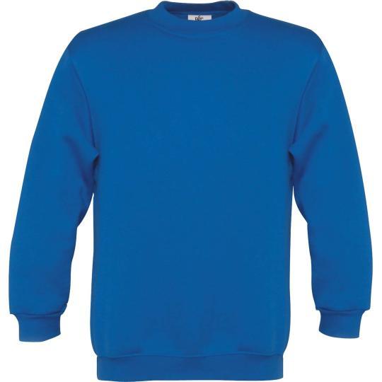 Sweatshirt de criança com decote redondo