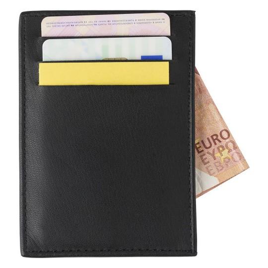Carteira de cartão de crédito RFID