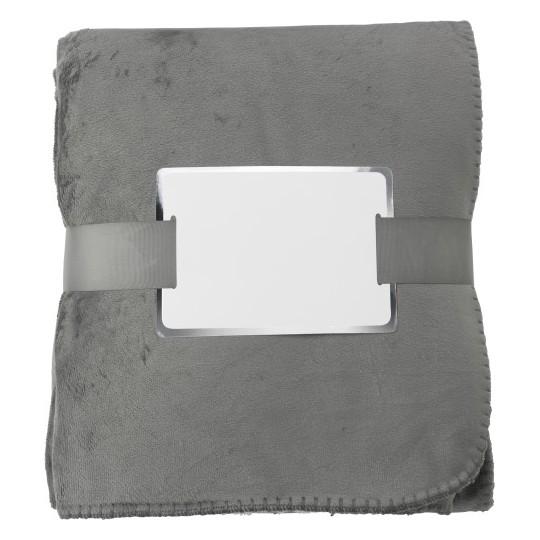 Cobertor sintético, imitação vison 100% poliéster