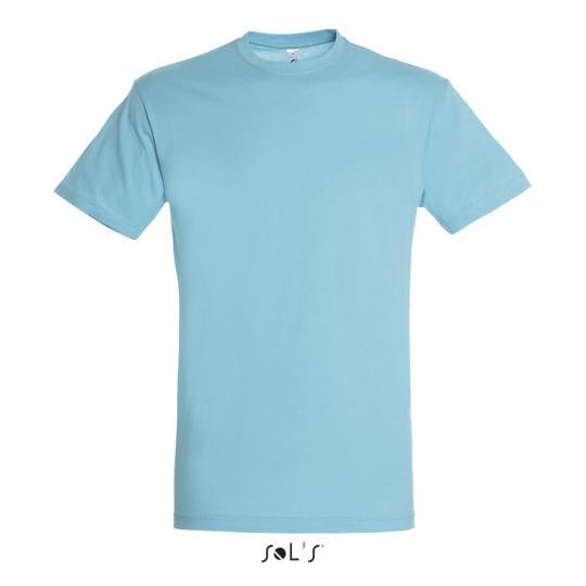 T-shirt Unisexo de gola redonda REGENT CORES