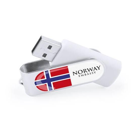 MEMÓRIA USB LAVAL 8GB