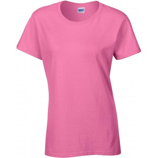 Tshirt de senhora de manga curta Heavy Cotton CORES