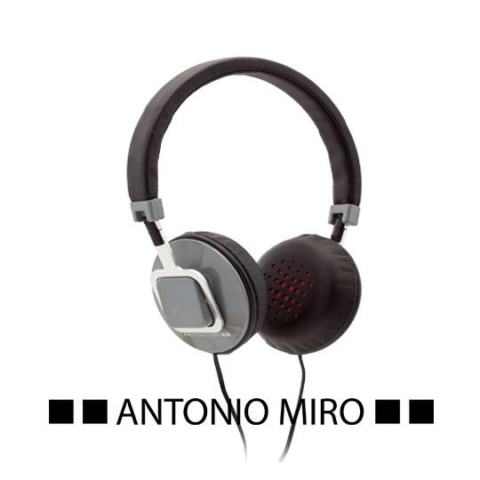 Auscultadores Kelsi Antonio Miro®