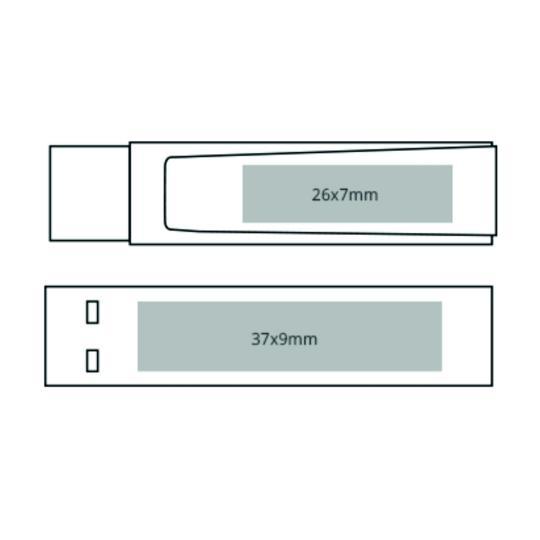 Memória USB Powerpixel