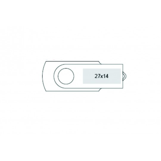 Memória USB Transtech