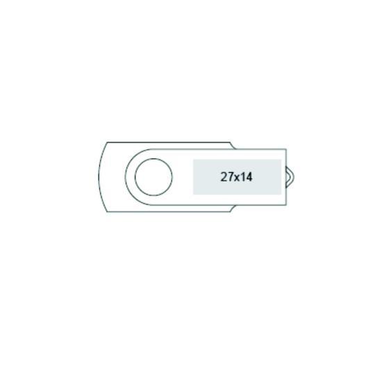 Memória USB Rotoflash
