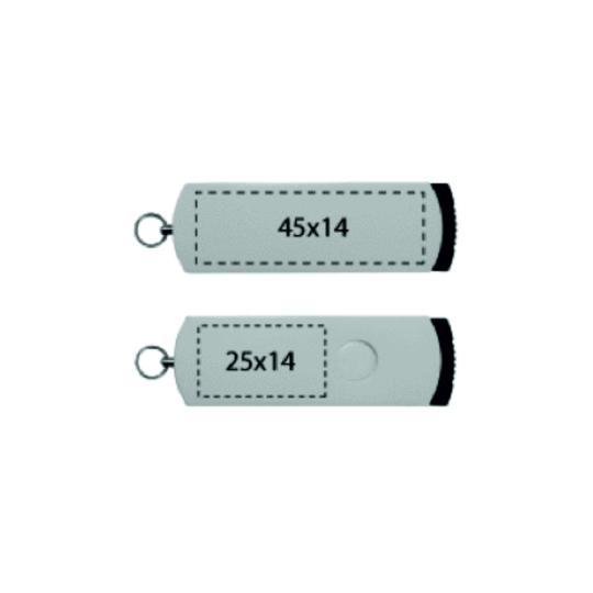 Memória USB Metalflash