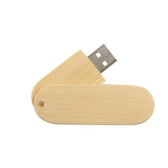 Memória USB Woodyflash