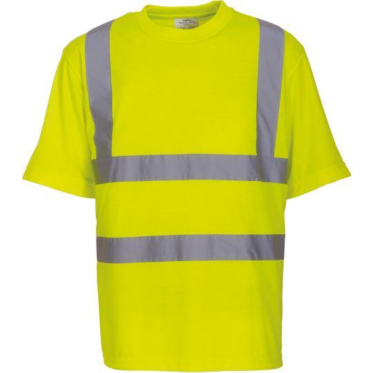 Tshirt de alta visibilidade de manga curta Yoko®