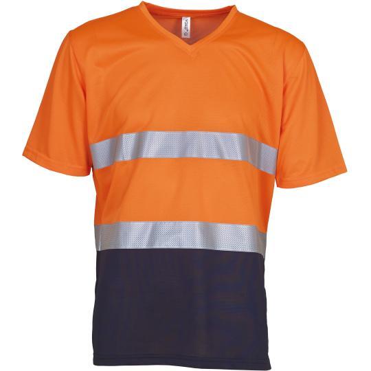 Tshirt de alta visibilidade Top Cool Yoko®