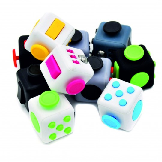Fidget Cubo Anti-Stress