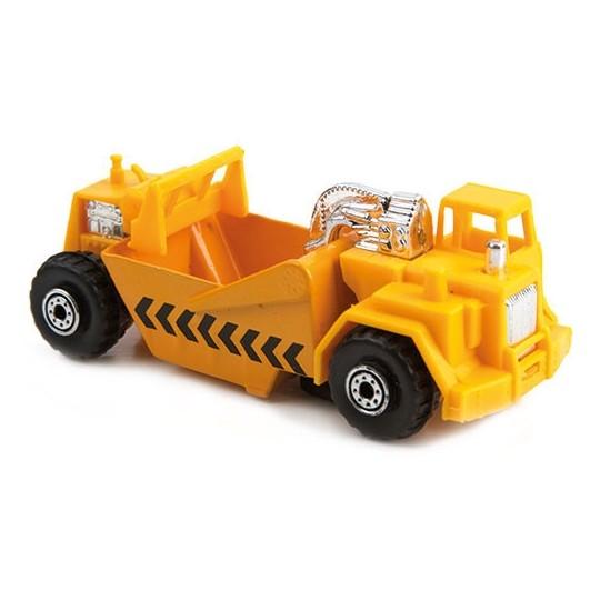 Camião com carruagem
