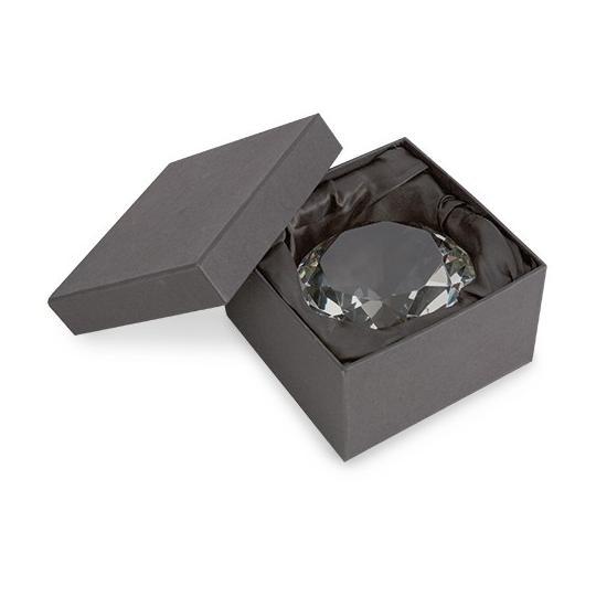 Pisa-papeis Diamante