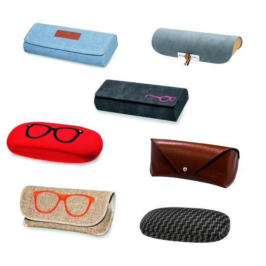 Caixas de óculos personalizadas