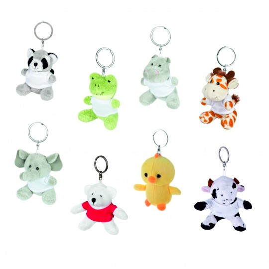 Peluches porta-chave
