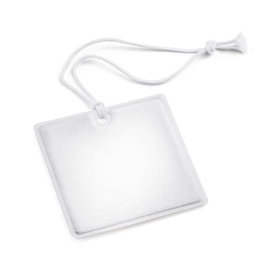 Acessório refletor quadrado