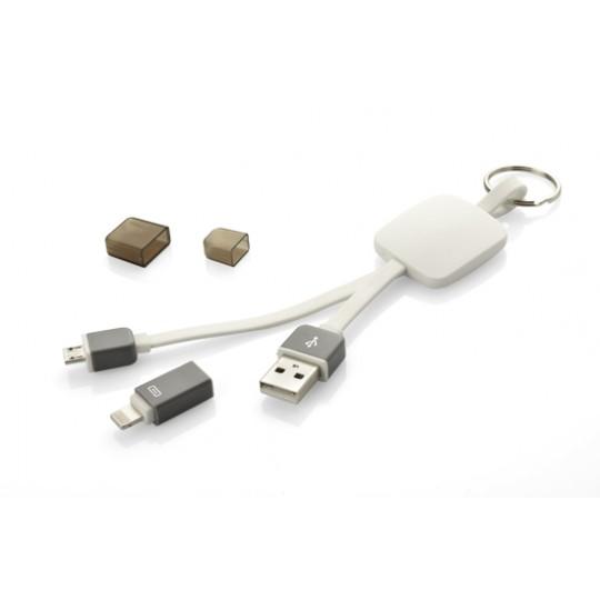 USB Mobee cabo 2em1