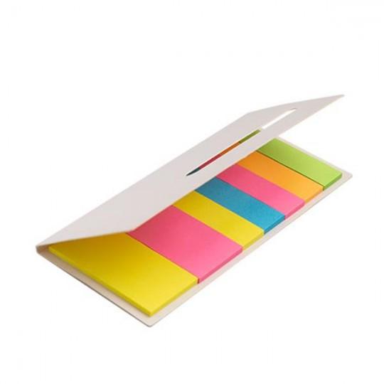 Bloco de notas adesivas