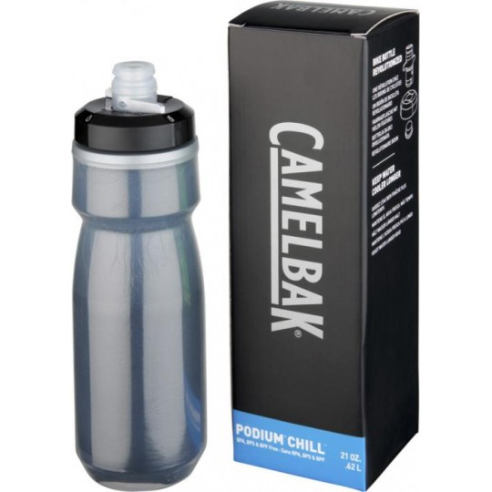"Garrafa desportiva de 620 ml ""Podium Chill"""