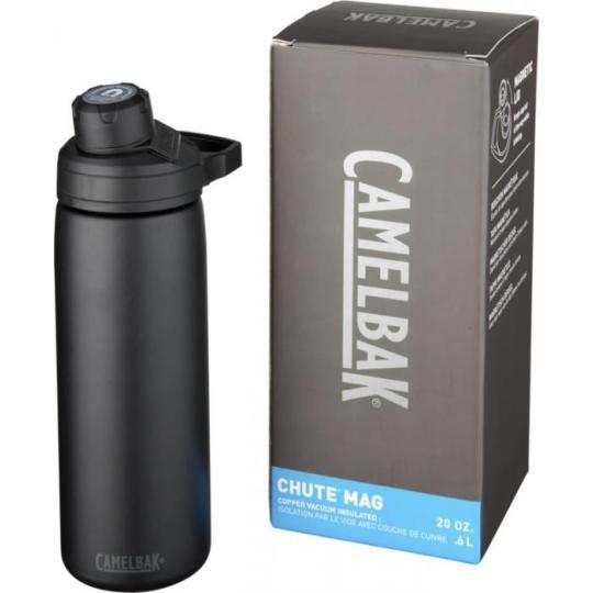 """Garrafa de 600 ml com isolamento a vácuo em cobre """"Chute Mag"""" Camelbak ®"""