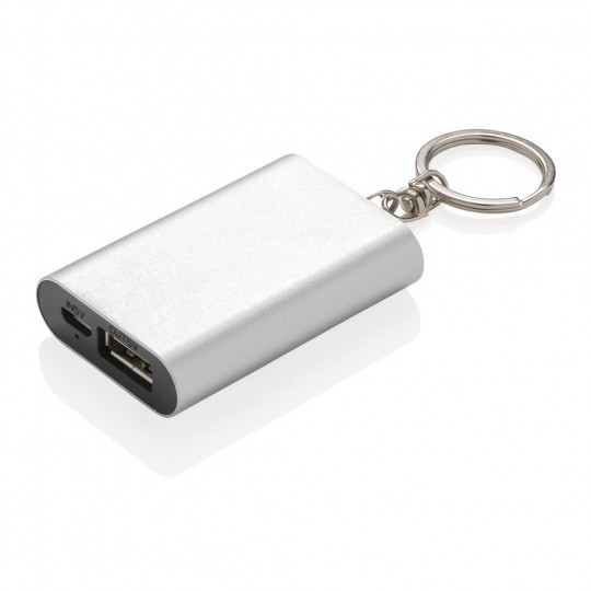 Powerbank 1000 mAh porta-chaves